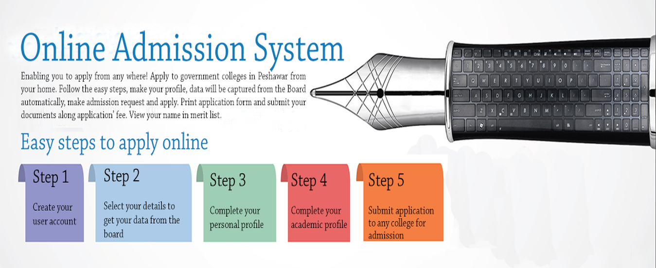 Online Admissions System